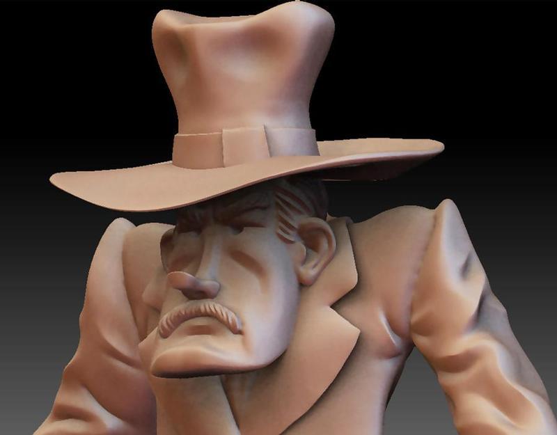 3D Gangster