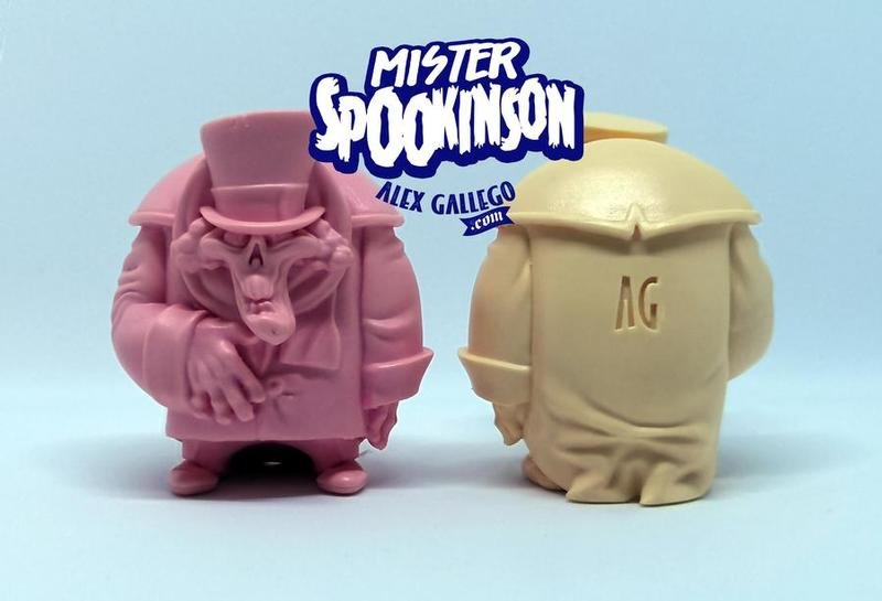 MR.SPOOKINSON 3D