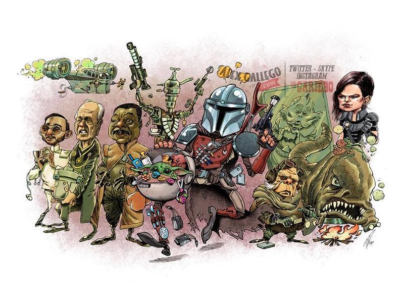 Cartoon Caricatures Caricature