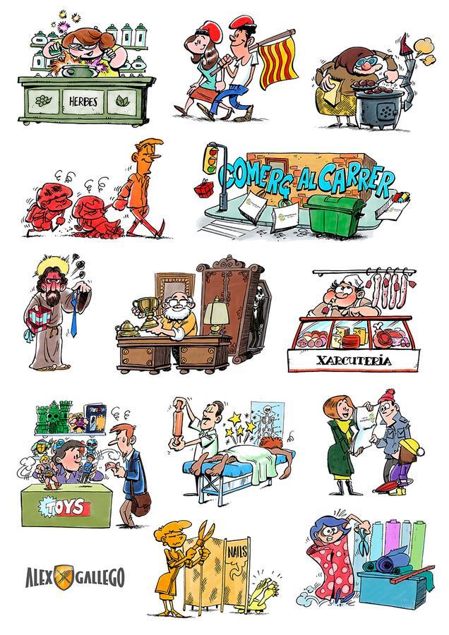 Calendar of Cartooning